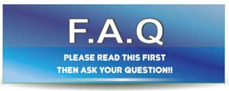 Click Here To See Our Frequently Asked Questions